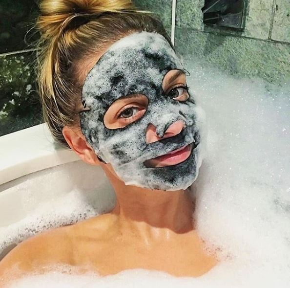 NOHJ Deep Cleansing Bubble Mask